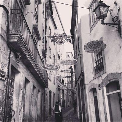 Portugal Black & White Mono Chrome