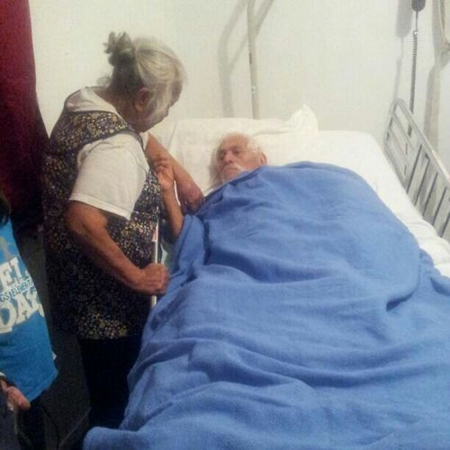 Please get better abuelo :(