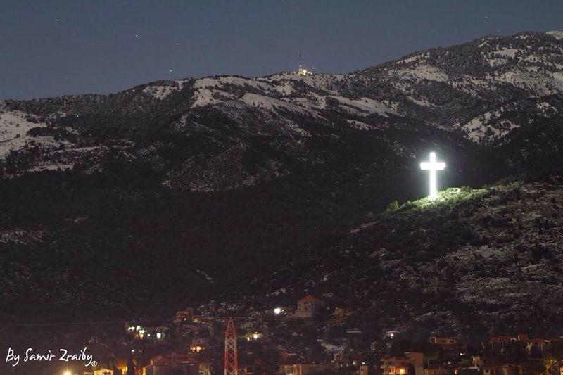 Kobayath Snow Nature Heaven Cross