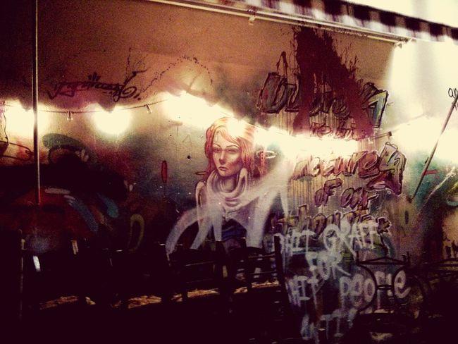 Mural Graffiti Pub Nightlife Cyprus Nicosia