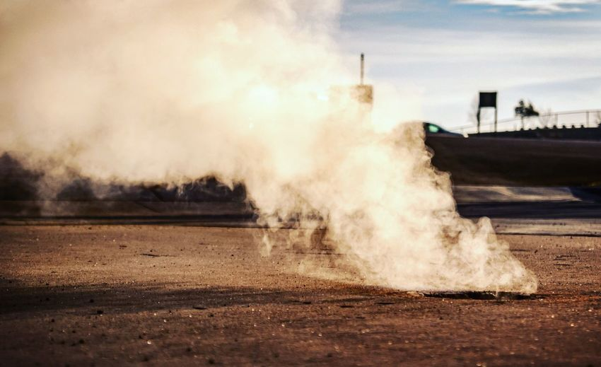 steam Steam Stl Missouri Explorestlouis Destruction Smoke - Physical Structure Sky Emitting Smoke Heat Atmospheric Fumes First Eyeem Photo