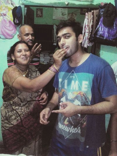 RePicture Motherhood Enjoying My B'day😍 My Lovely Mom Love U Mom 😚 Eating Delicious Cake😘 Enjoying My Day😃 Hello World Check This Out Em ✌😊