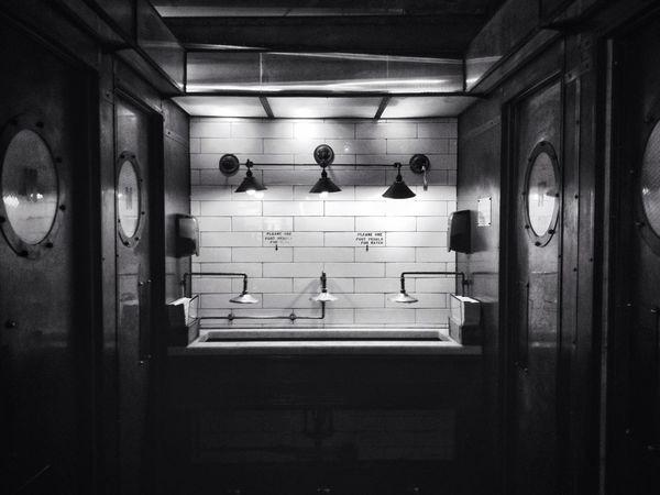 Blackandwhite Design Sink Noir Series