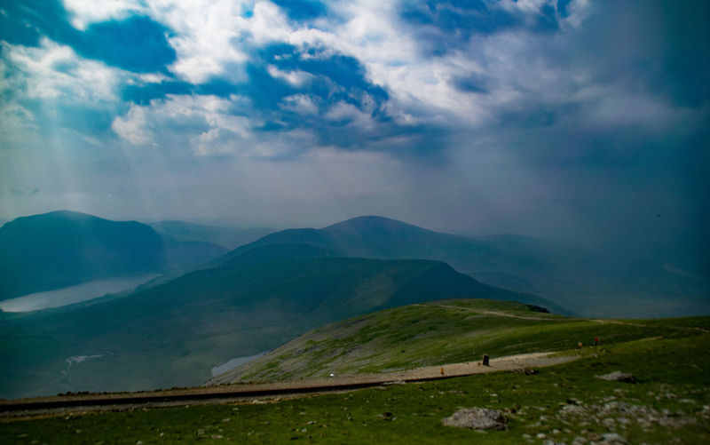 Snowdonia National Park, Wales Collection Cloud - Sky Mountain Sky Scenics - Nature Environment Landscape Tranquil Scene Beauty In Nature Mountain Range Tranquility No People Nature Non-urban Scene Day Land Outdoors Travel Destinations Travel Idyllic