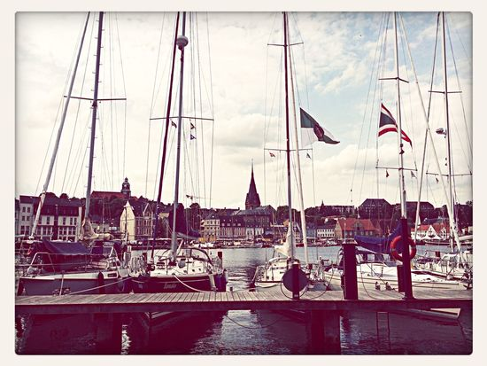 Harbour View Hi! Flensburg Love