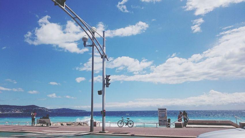 Nice View Beach Water