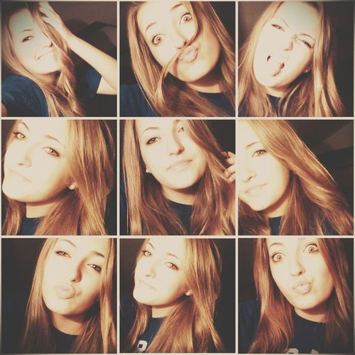 Selfies! Check This Out Just Bored Hi!