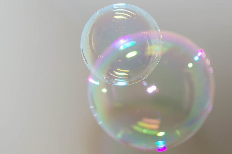 Refraction Fragility No People Indoors  Close-up Day EyeEmNewHere Beauty In Nature Nature Tranquility. EyeEm Gallery Blurred Motion Light Fragile Beauty Fragile Nature Bomber Bubbles Bubble Close Up Refractions Trasparent Trasparency Lights
