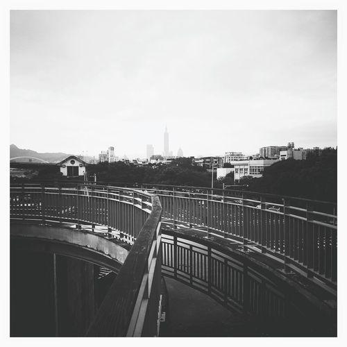 Taipei101 Reflection City Afterrain