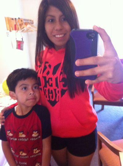 My little cousin