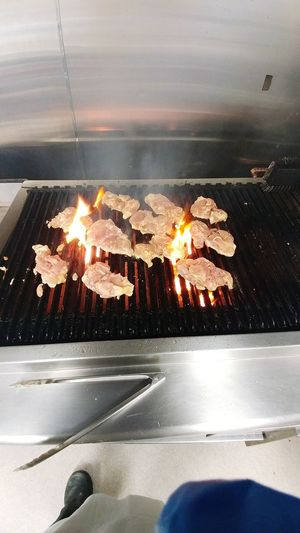 Grill Heat -