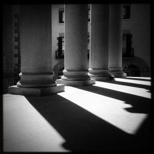 Blackandwhite Light And Shadow Schattenspiel