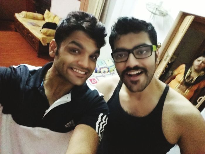 It always a blessing to have u as my younger brother in my life we share lots of sweet and sour taste of life together . Ty brother for wishing in my birthday !!!! That's Me Me And My Brother  Celebrating My Birthday Check This Out Taking Photos Today's Hot Look Selfie Cheese! Cheese! Crazy We