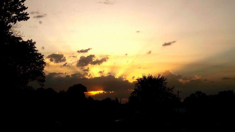 Feel The Journey Закат Sunset Summer