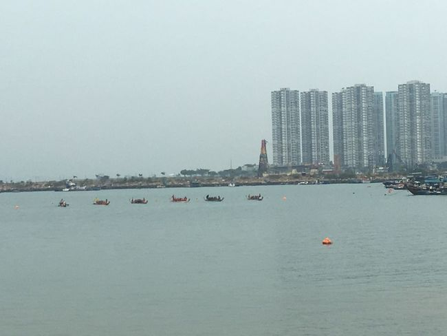 Dragonboatraces RaceStart Get Set Go Tuen Mun Hong Kong Harbour Sports Photography Concentrate Outdoors