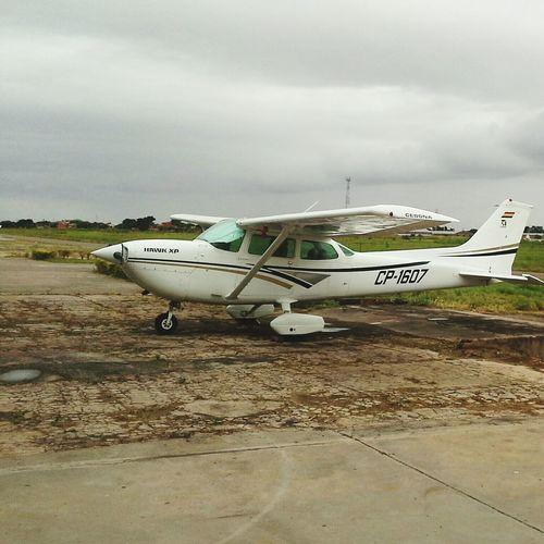 Cessna 172A en una tarde muy bonita First Eyeem Photo