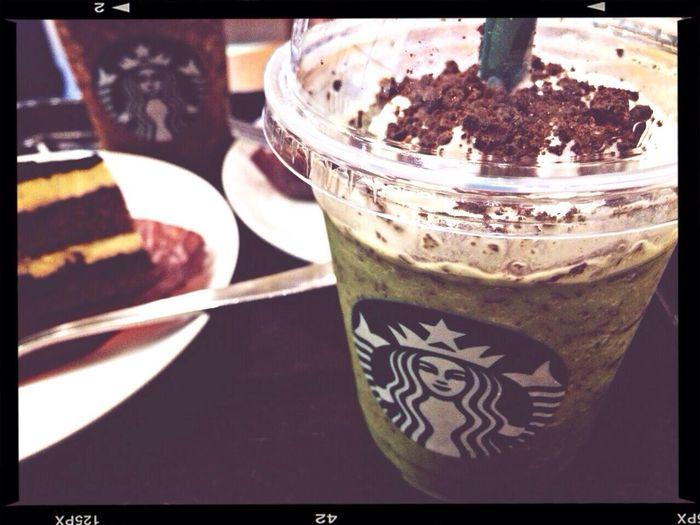Stb. Starbucks Yammy!!