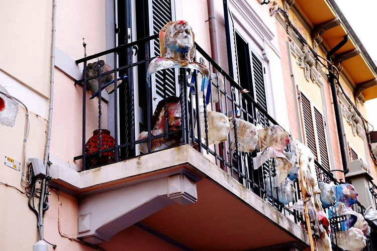 Balcony ArtWork
