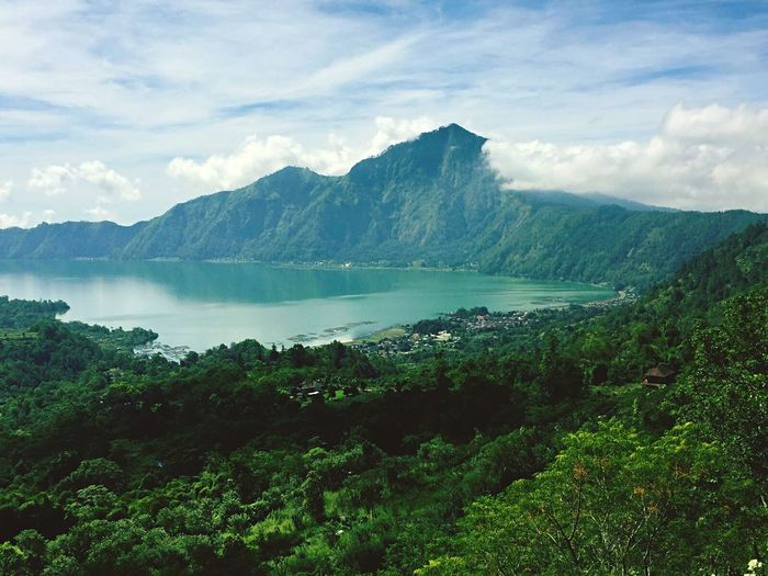 Bali Outback Beauty View Rainforest Mountain View Mountains