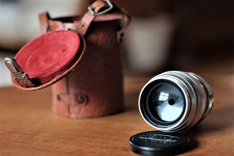 A beautiful lens eye Analogue Photography Culminar EyeEm Best Shots Portrait Landscape Portrait Lens Camera - Photographic Equipment High-quality Lens Old-fashioned Photography Photography Themes Steinheil Munchen Vintage