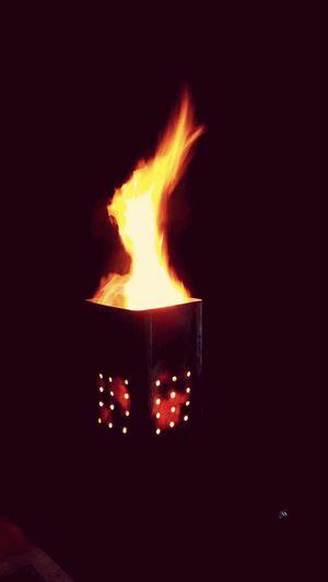 Ateş bizi çağırıyor