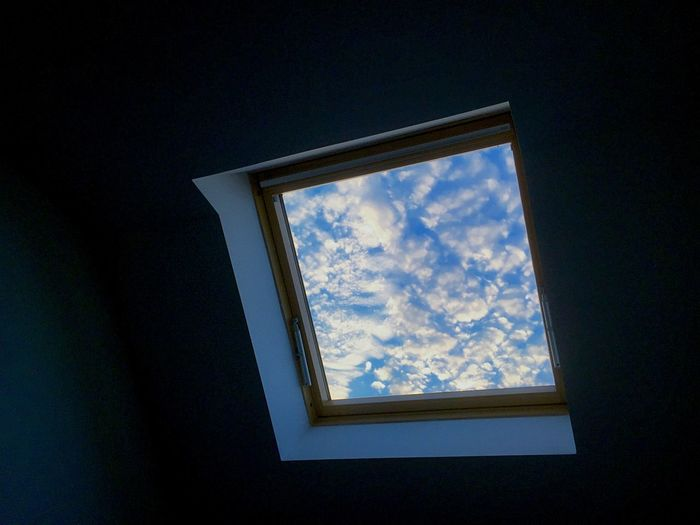 Waking Up The View From My Window Good Morning Early Morning Heaven Sky Clouds And Sky Sky_collection