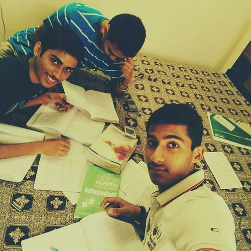 Maths Paper Scared Mathsphobia Exam Preparation  Masti Groupstudies Unable to understand anything.. but still Studying in a Hope ... Iss Maths sai koi toh Bacchao