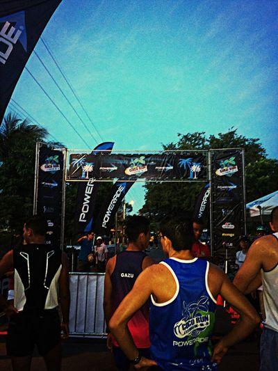 Half Marathon Cocorun todo listo