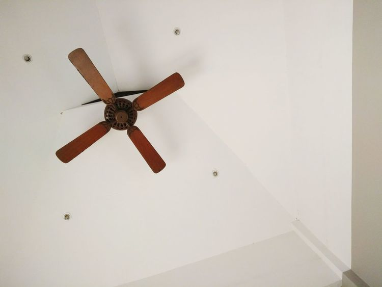 Ceiling Fan Ceiling Architecture Low Angle View Ceilingfan