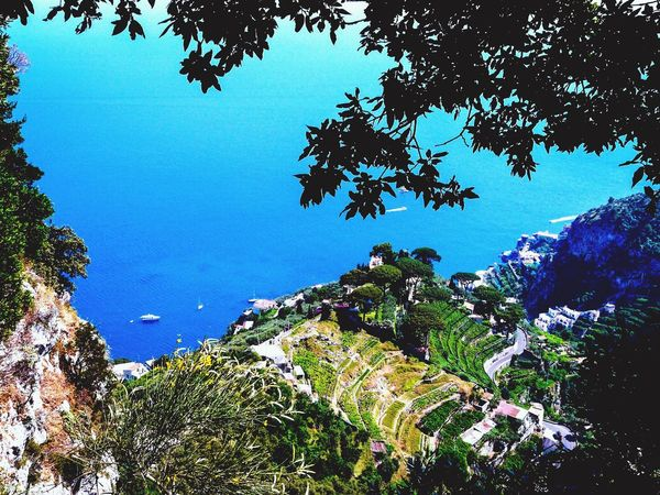 View from Ravello, Italy Enjoying The View View Italy Amalfi Coast Great Views Beautiful Places Around The World Traveling Travel Travel Photography Landscape