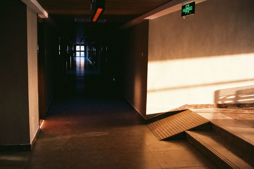 Film Photography EyeEm Selects Indoors  The Way Forward No People Day