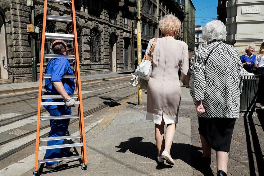 Milan The Street Photographer - 2018 EyeEm Awards TheWeekOnEyeEM UNPOSED Casual Clothing Fotogenik Collective Lifestyles Street Street Photography Streetphotography
