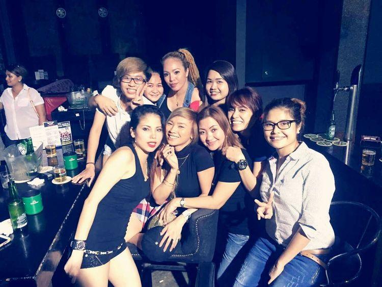Liveband Philippines Clubbing Girlnightout Letrock