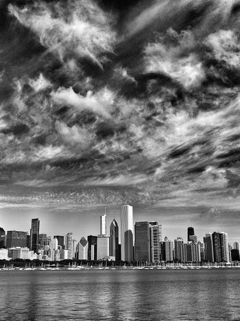 Chicago skyline Chicago Chicago Skyline Chicago Architecture Downtown Chicago Skyline Scenic EyeEm Best Shots - Landscape Landscape Landscape_Collection Eye4photography  Black And White Photography Landscape_photography Scenics Scenic Landscapes Chicago Illinois Black And White Black & White Lakefront Landscapes America Sheddaquarium Cityscapes Cityscape Landmark City Life