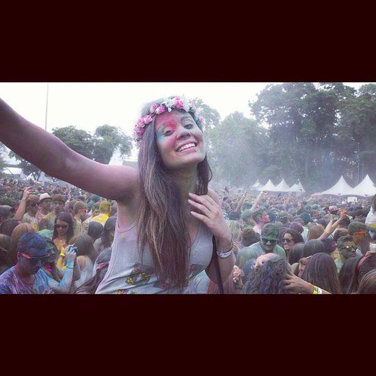 Melhor Dia 😱😍💕 Happyholi Festivaldascores
