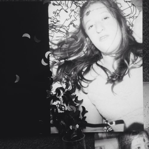 moonprincess Blackandwhite Analogue Photography Portrait