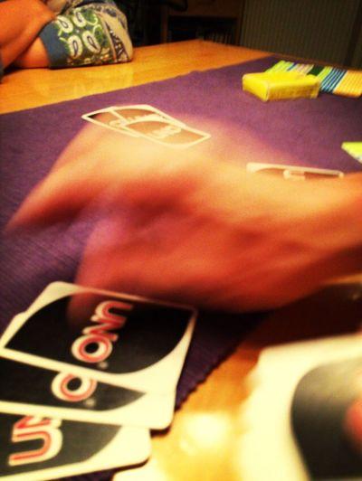 Stupid card games