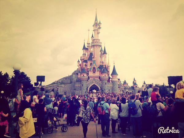 Paris Love Disney Disneyland