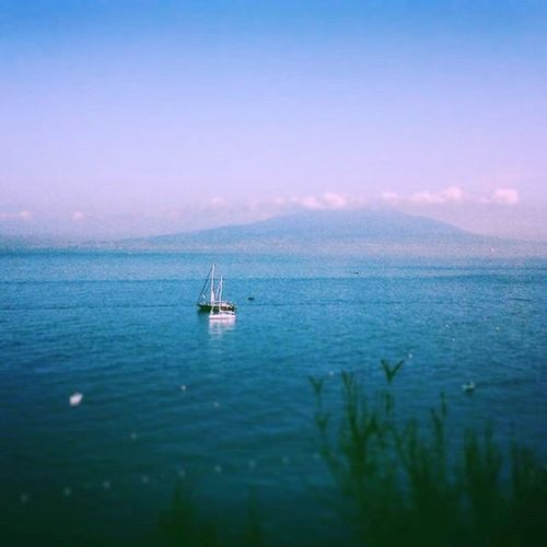 First Eyeem Photo Vesuvio Gulf Of Sorrento