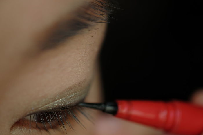 Eye Makeup My Unique Style Selfportrait FUJIFILM X-T10 Xf60 Pro Neg. Hi The Minimals (less Edit Juxt Photography) Well Turned Out Macro Beauty Things I Like Let's get ready to fight‼︎