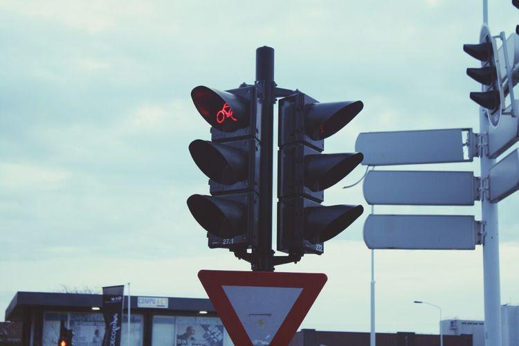 @ Zaanse_schans Bicycle Traffic Signs