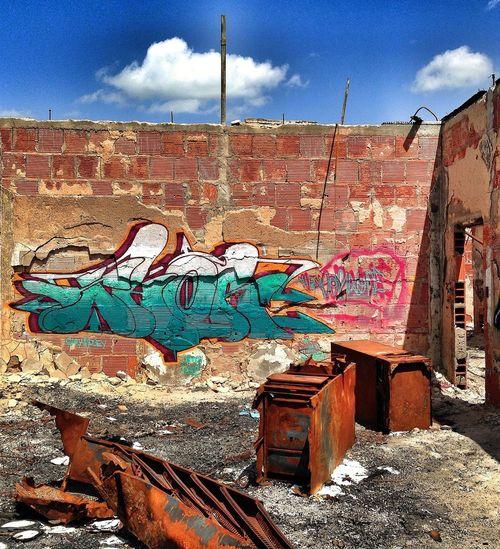 Graffiti Letters Street Art Wilsonmcalesterphotography