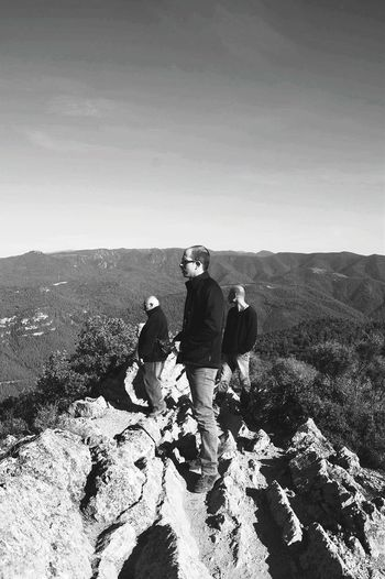 Familia Thts Me :* Family❤ My Brother  My Father Innature LoveNatureAndMountain Roques LoveNature EyeEm Nature Lover Mountain Mountain View Nature_collection Nature Photography Beautiful Nature Black & White