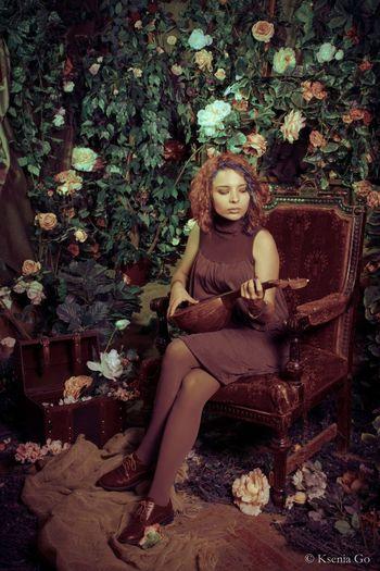 Art Portrait  Art Photography Portrait Color