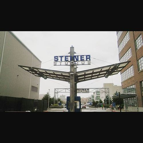 Just leaving Steiner Studios for another fitting. Things looking good... No storm is gonna stop me. Cantstopwontstop Lovewhatyoudo Dowhatyoulove  Setlife Productionlife Bst Tgif Brookyln Newyork Navyyard Bk Allday Talent Background Steiner Studio Fit To  Impress
