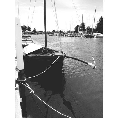 Wharf Yacht