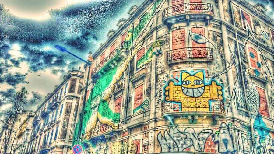 Art in the City Urban Landscape Street Art/Graffiti Graffitiporn Art, Drawing, Creativity