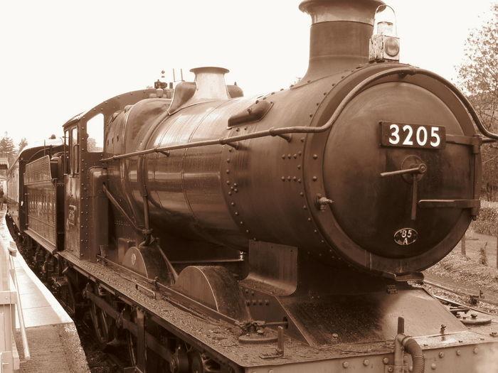 Industry Train - Vehicle Steam Train Locomotive