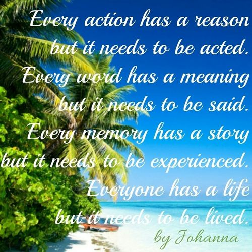 Hello World Johanna'sQuotes Enjoying Life From My Point Of View Thoughts & Quotes Inspirational Quote Followme Life Quotes My Quotes!! Hello World ✌