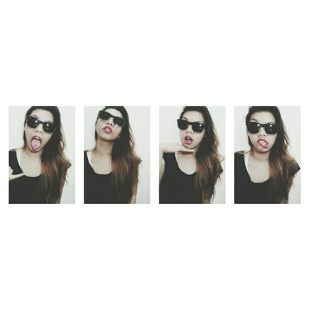 Sunnies Asian  Red Lips Me